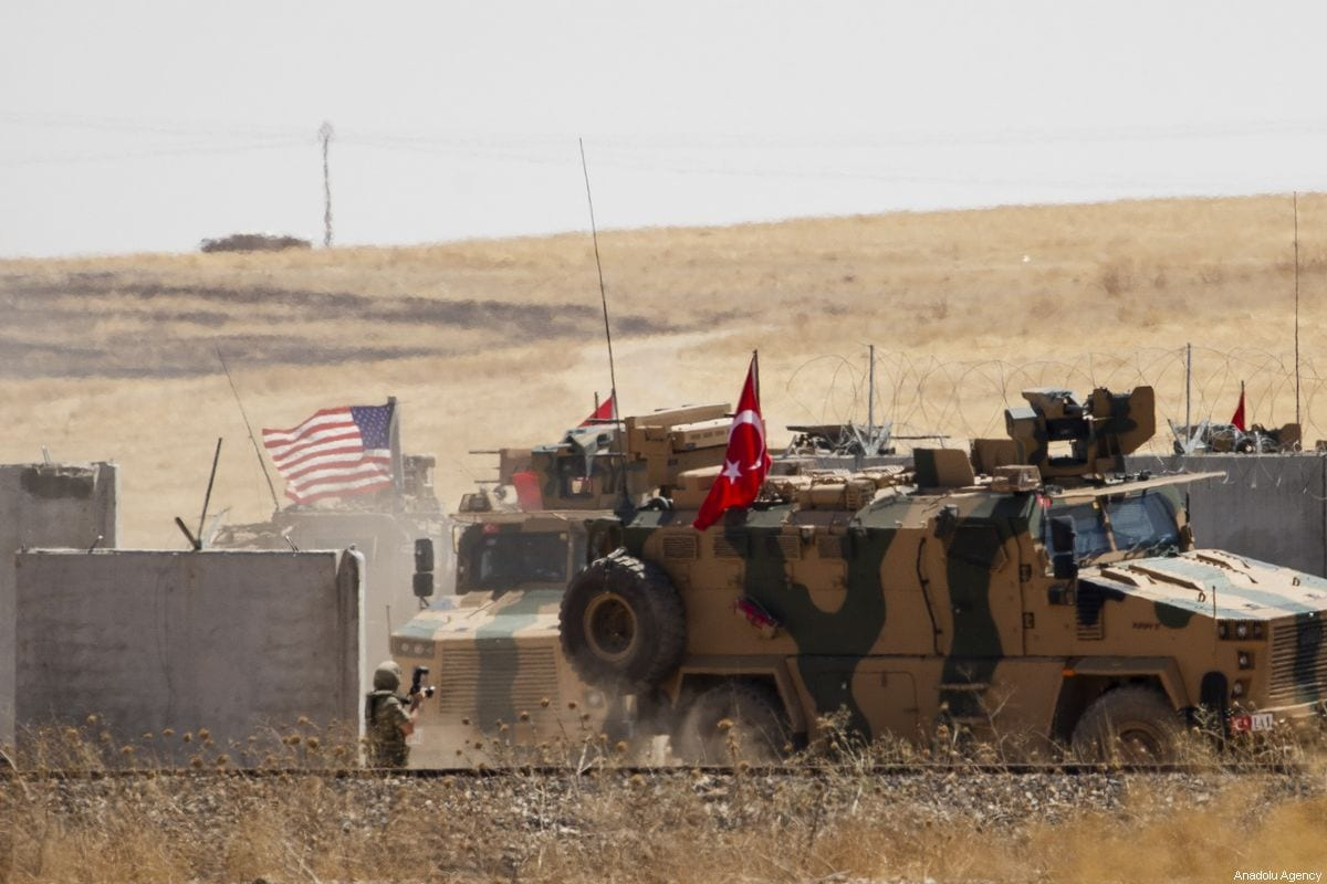 US, Turkey launch joint patrols in north-east Syria