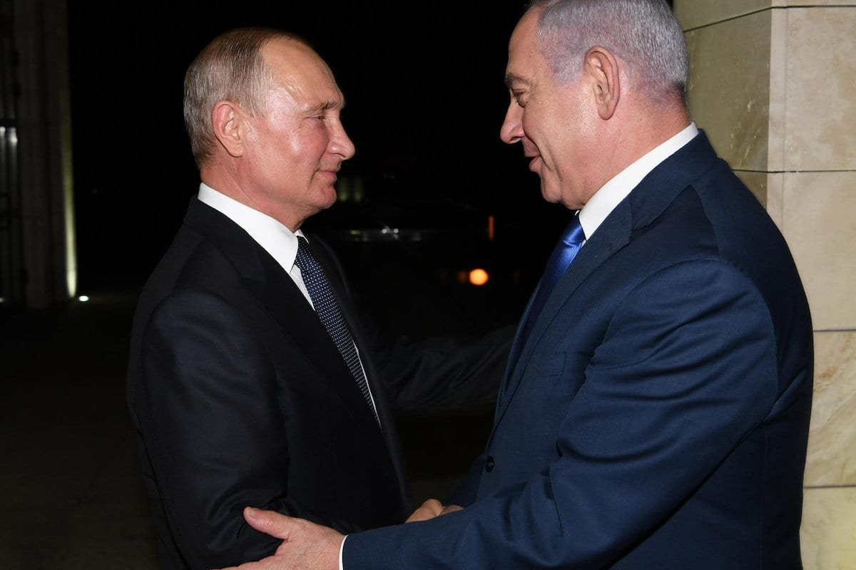 Russia: Normalisation with Israel won't bring stability without resolving Palestine issue