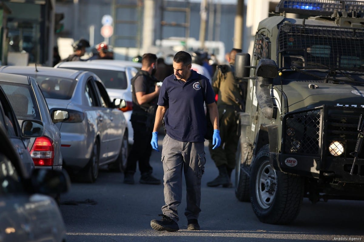 Israeli Forces Shoot Palestinian Woman at Qalandiya Checkpoint