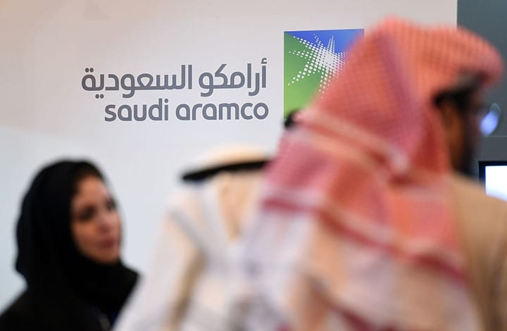 Aramco has recently been hit hard after the attacks on its facilities - Getty