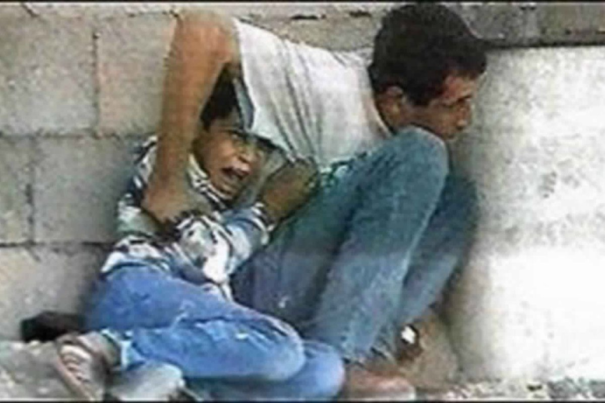 The Muhammad al-Durrah incident took place in the Gaza Strip on 30 September 2000, on the second day of the Second Intifada, during widespread rioting throughout the Palestinian territories.