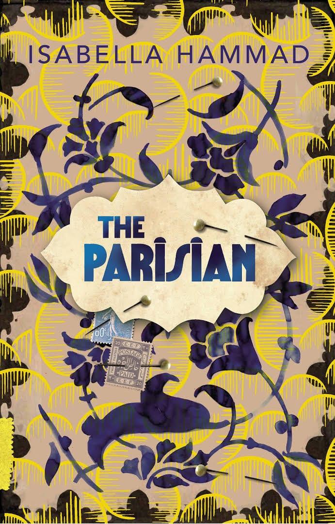 The Parisian book cover