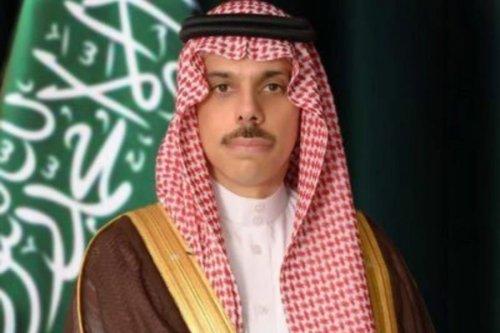 Prince Faisal bin Farhan Al Saud [Twitter]
