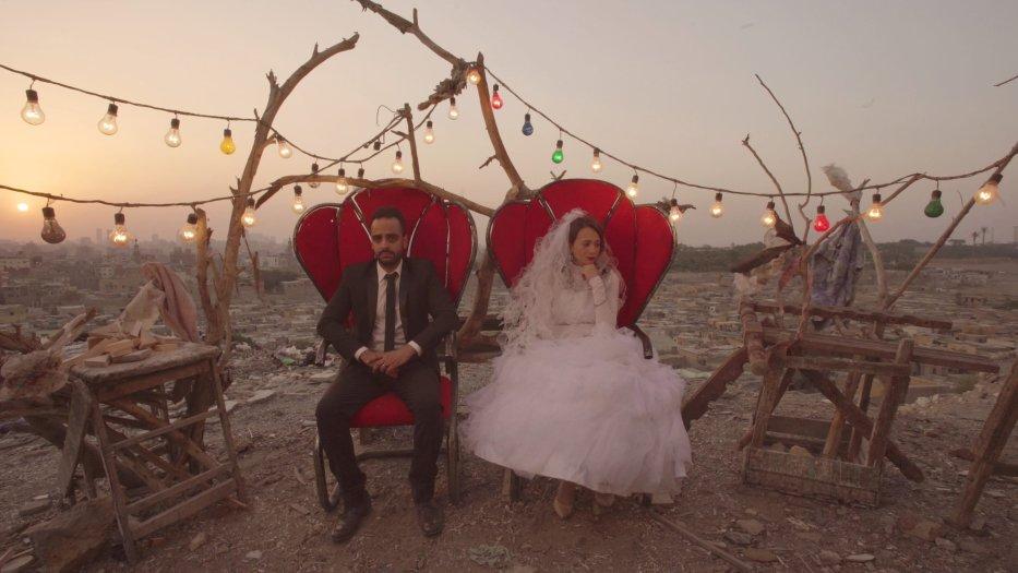 We Love Life, a video still [Bahia Shehab]