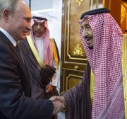 Russia's Putin: Saudi taking tough stance on OPEC deal