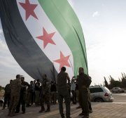 5 Syria opposition groups unite as Syrian Liberation Front
