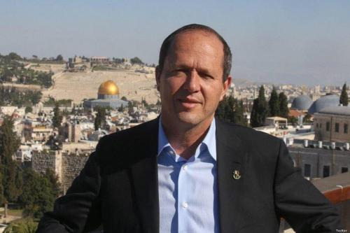 Former Jerusalem Mayor Nir Barkat