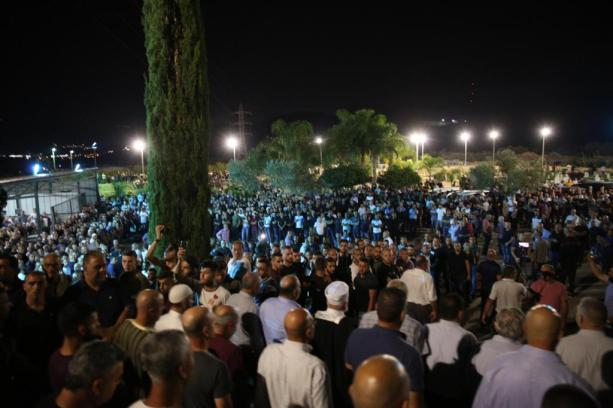 The Arab and Palestinian community in Israel is holding a general strike today in an effort to protest against the growing violence within the community and the neglect of the Israeli police