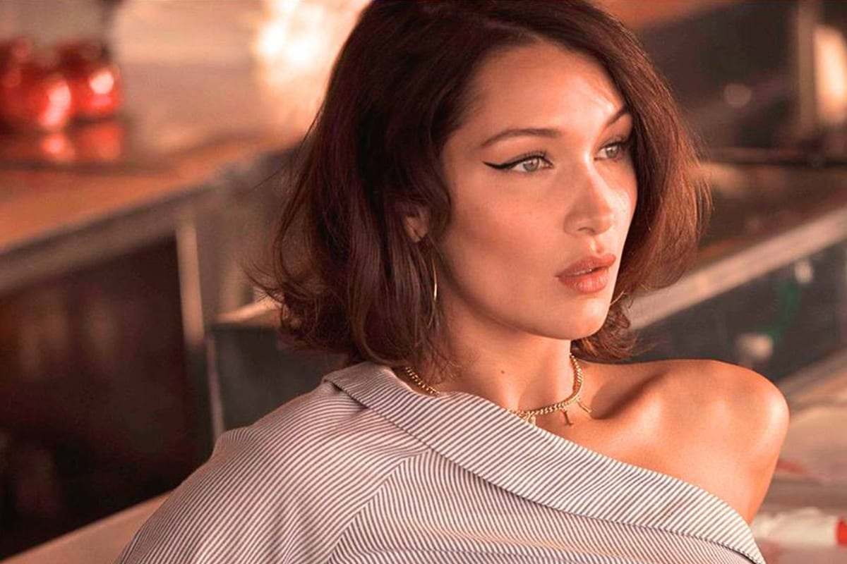 Bella Hadid is the world`s most handsome  woman, says science