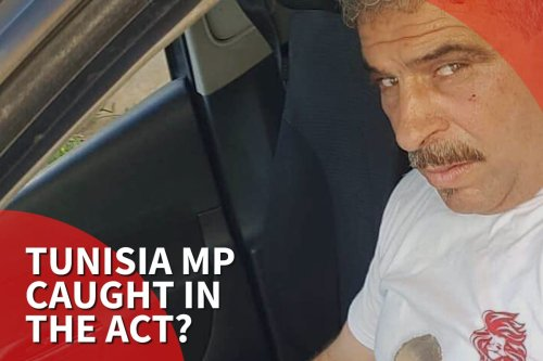 Thumbnail - Tunisia MP arrested for lewd act