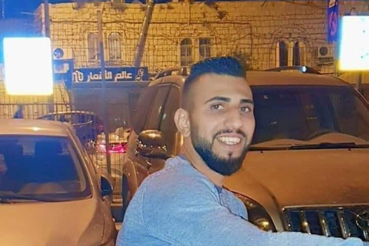 Fares Abu Nab, from Ras Al-Amud in occupied East Jerusalem was shot dead by Israeli police