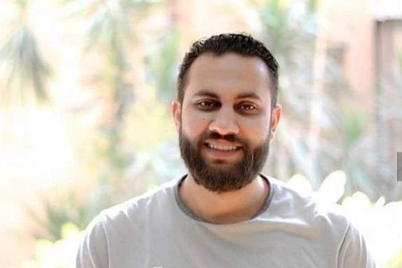 Egyptian researcher Ibrahim Ezz-Eldin [Twitter]