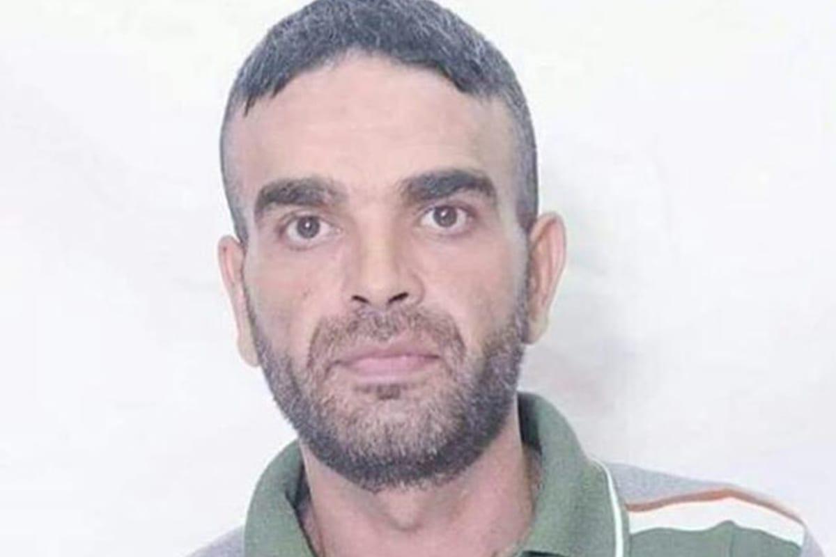 Palestinian political prisoner Sami Abu Diak [Twitter]