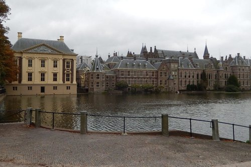 Dutch parliament [Flickr]