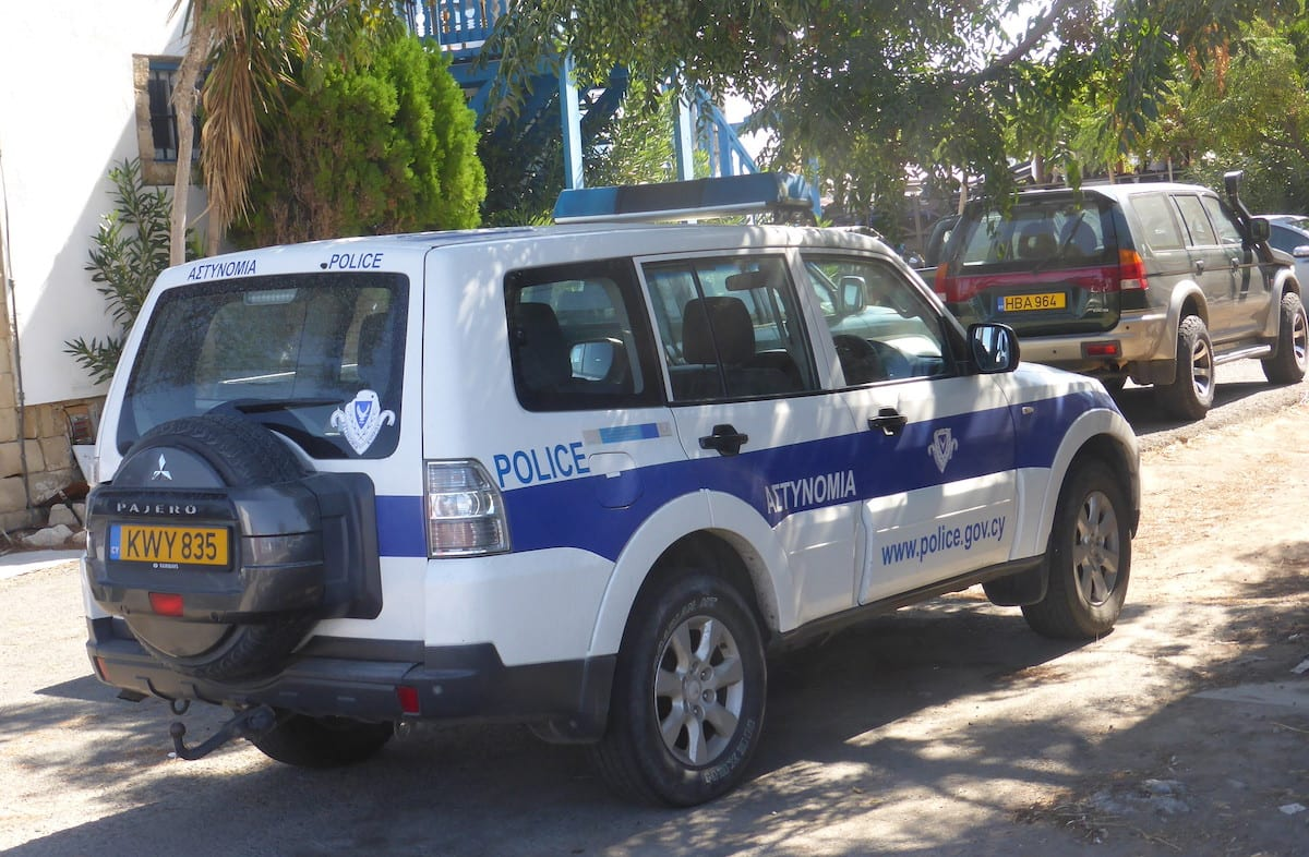 Cyprus Police [Flickr]