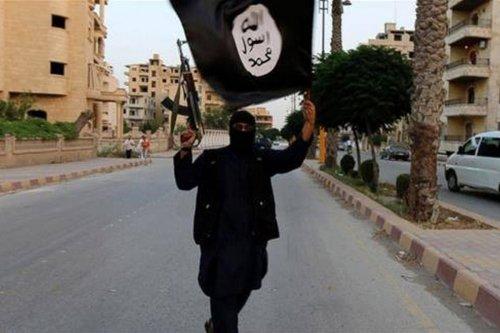 Daesh militant, 13 September 2014