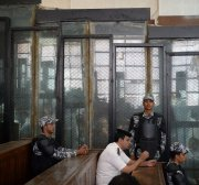 Egypt issues 24 death sentences in 2 cases