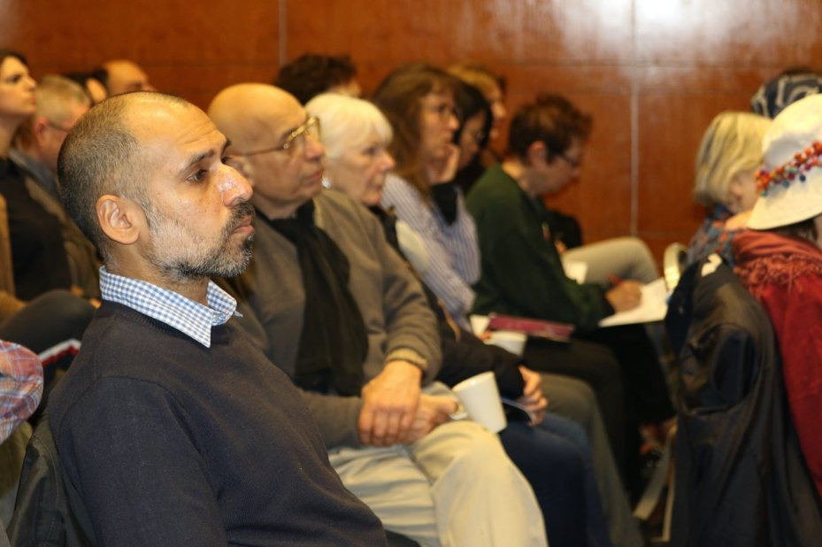 Guests at MEMO and EuroPal Forum conference The Palestine Question in Europe on 23 November 2019