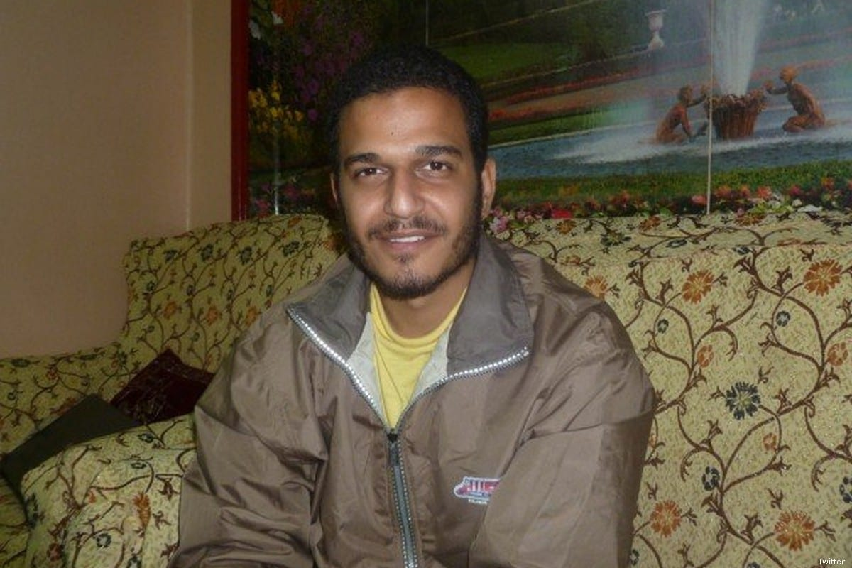 Coptic activist Ramy Kamel