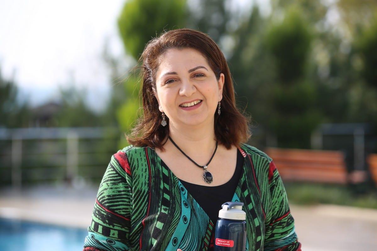 Rawan Damen, Palestinian Director and consultant