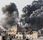 Airstrike hits biscuit factory in Libyan capital, killing 7
