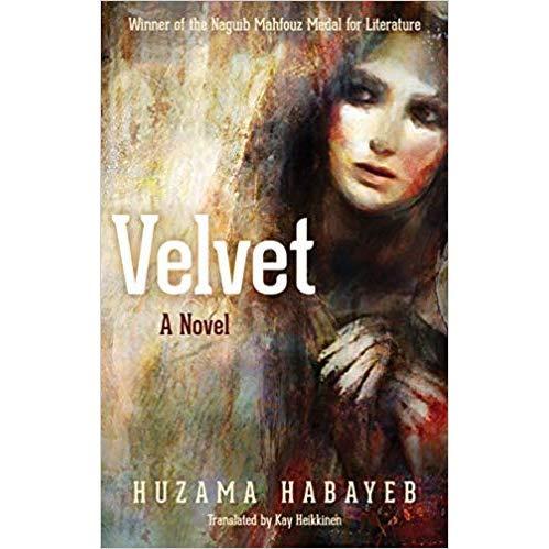 Book cover: Velvet