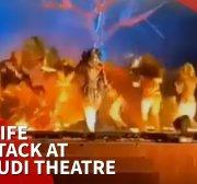 3 performers stabbed on stage in Saudi Arabia