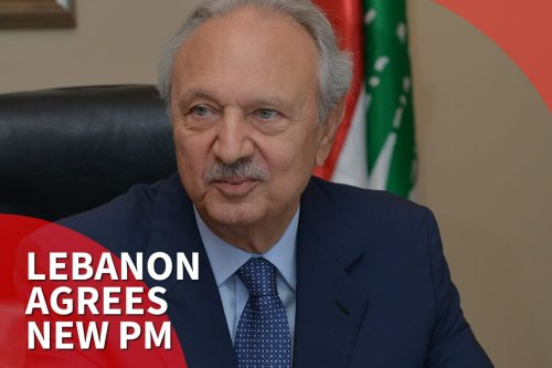 thumbnail - Major Lebanese parties agree new PM nomination
