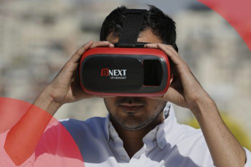 Thumbnail - An app powered by virtual reality circumvents travel restrictions in Palestine