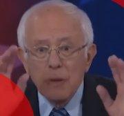 Sanders demands dignity for Palestinians in US leadership debate