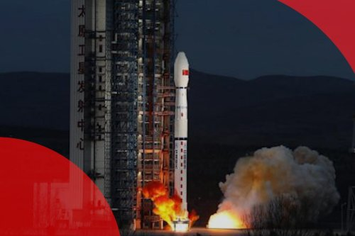 thumbnail - Sudan launches first satellite in China