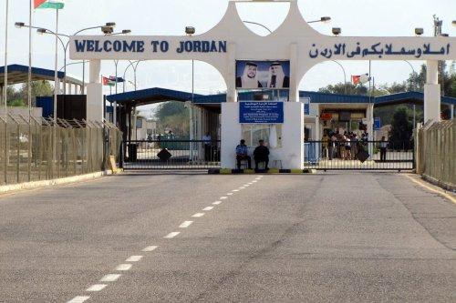Jordan-Israel border crossing [Flickr]