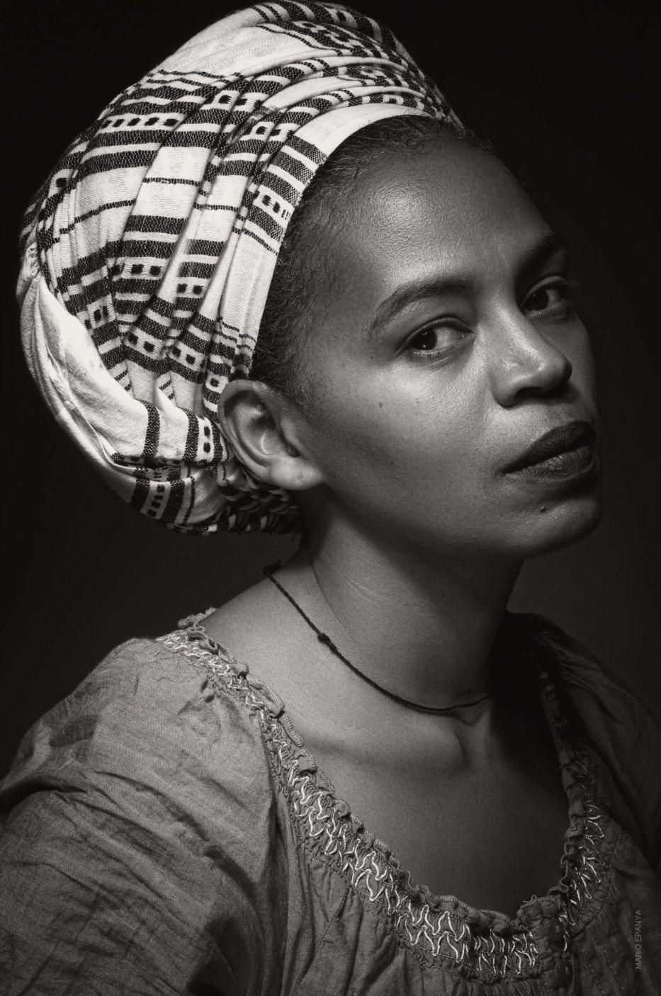 Ethiopian artist Aïda Muluneh