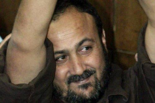 Imprisoned senior Fatah leader, Marwan Barghouti