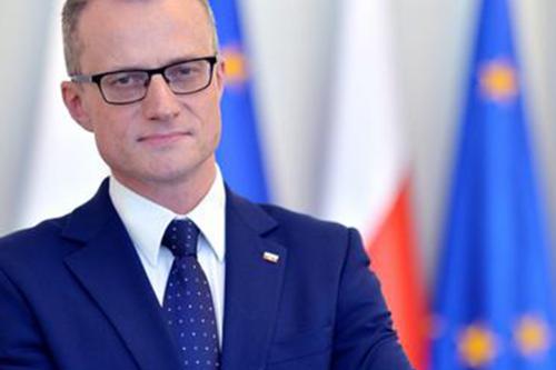 Marek Magierowski, Polish ambassador to Israel [Wikipedia]