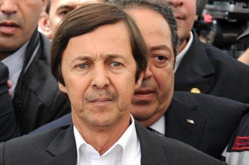 Said Bouteflika, brother of the ousted Algerian president Abdelaziz Bouteflika