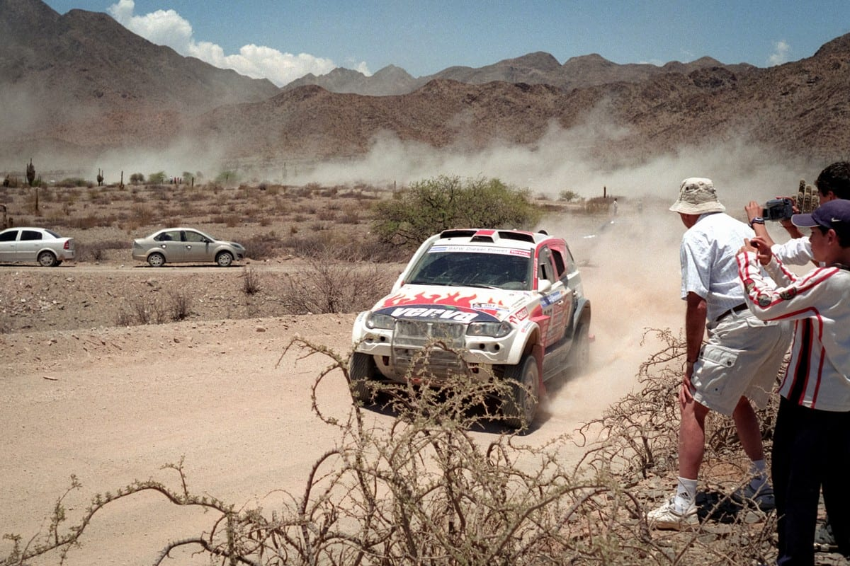 The Dakar Rally, 20 November 2011 [Jen Morgan/Flickr]