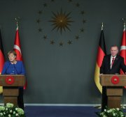 Germany, Turkey agree foreign troops must withdraw from Libya