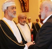 Why has Hamas extended Haniyeh's foreign tour?