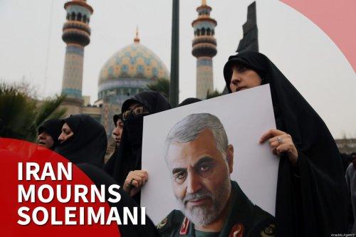 Thumbnail: Iran mourns Qassem Soleimani