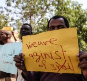 Sudan is lining up as another member of the Arab axis of normalisation with Israel