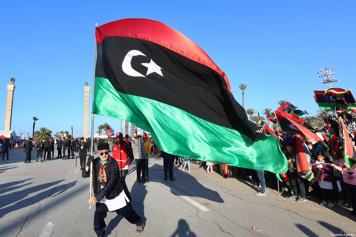Is dividing Libya a possible compromise to end the conflict?