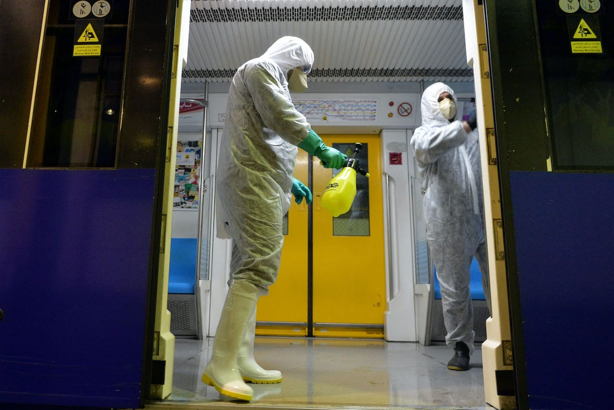U.S. imposes travel restrictions after first coronavirus death