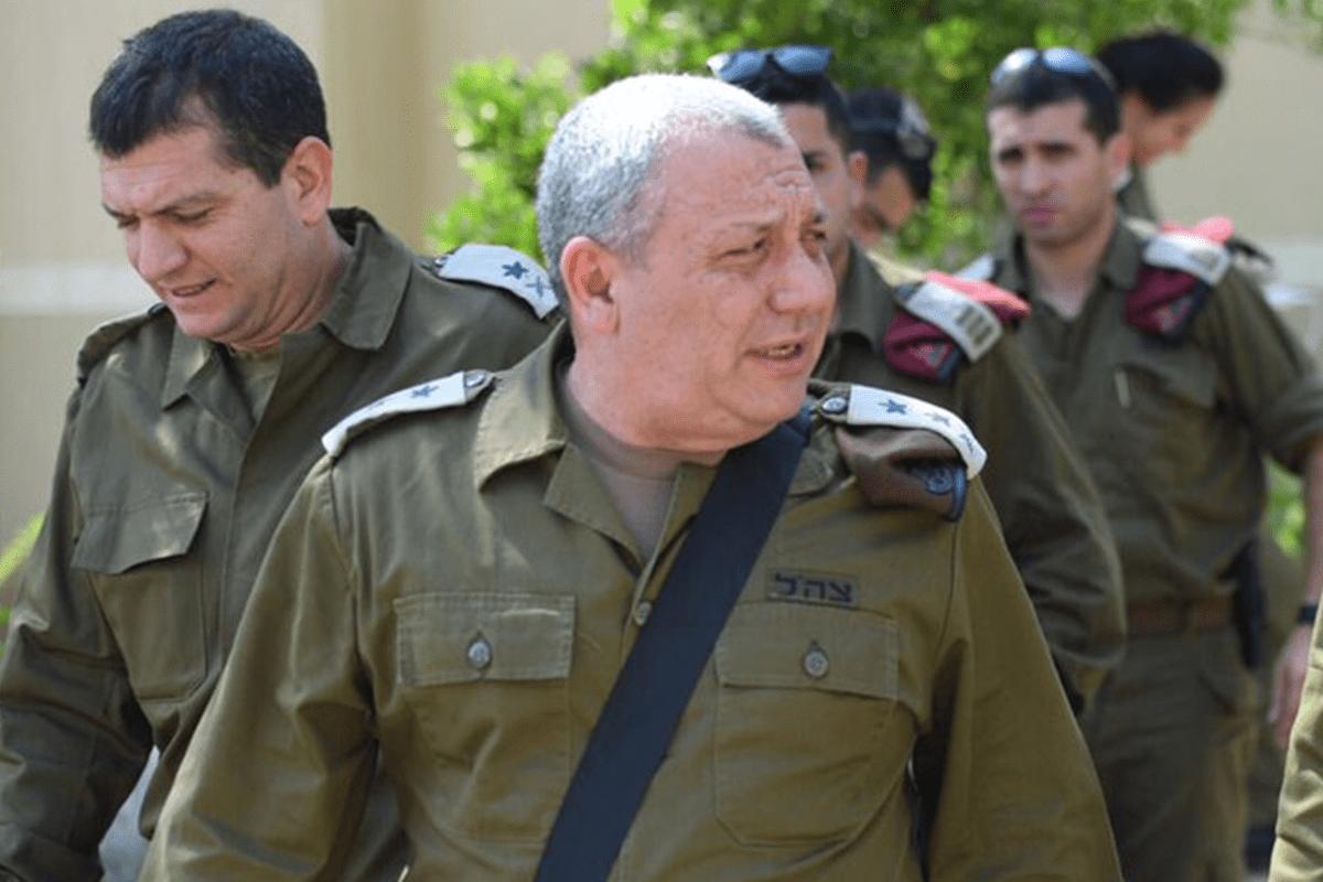 Former Israeli army General Gadi Eisenkot [Twitter]