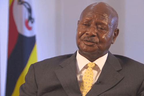 Uganda President Yoweri Museveni [Youtube]