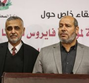 Hamas politically active to combat COVID-19 in the Gaza Strip