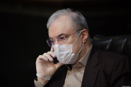 Iran health minister urges tougher COVID action as new cases soar