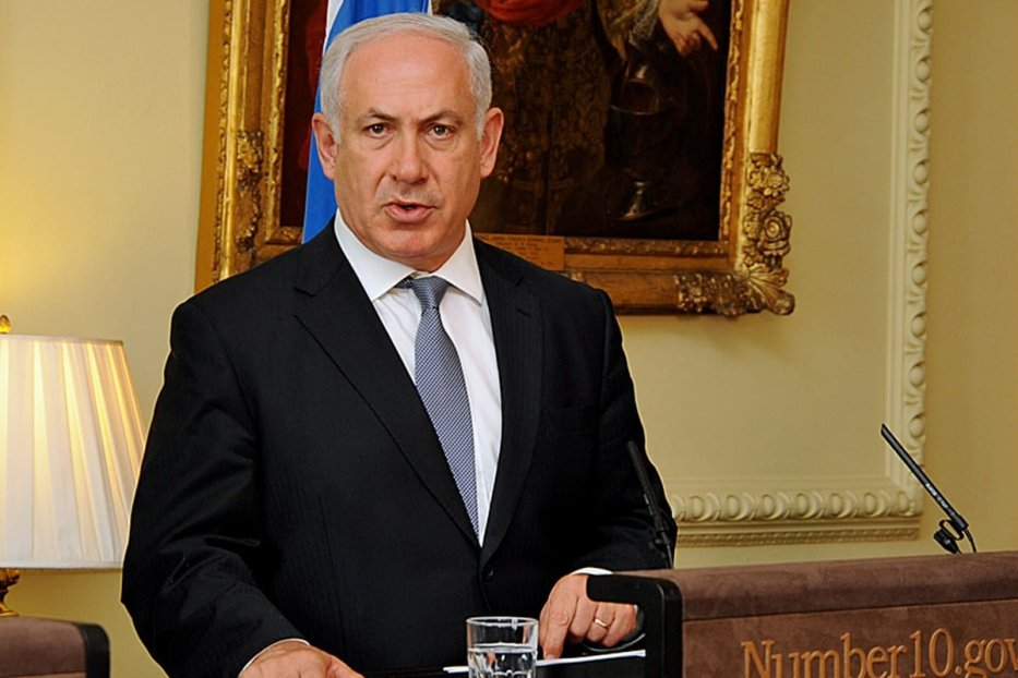 Prime Minister of Israel Benjamin Netanyahu [Twitter]