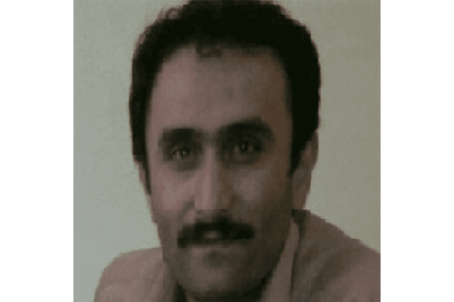 Jalal Ruhollahnejad, an Iranian engineer [Twitter]