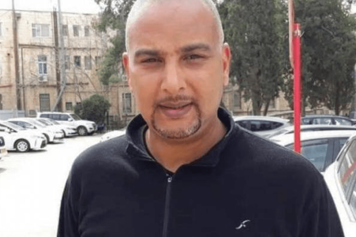 Randy Odeh, 39, from Shuafat refugee camp in occupied East Jerusalem [shehabnews]